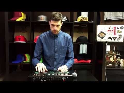 Yellow Claw - DJ Turn it Up ( Beatbox cover by GrantBeat - Loop Station Boss RC-505)