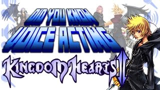 Kingdom Hearts PART 2 - Did You Know Voice Acting?