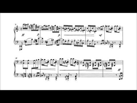 Paul Hindemith - Suite 1922 [With score]