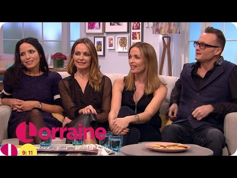 The Corrs On Music Comeback After Decade Away   Lorraine