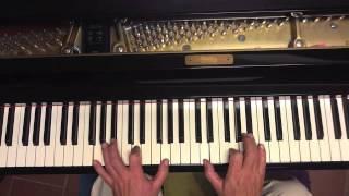 Tutorial piano y voz Volverás (Gloria Estefan)