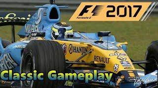 F1 2017 (PC) - 2006 RENAULT CLASSIC GAMEPLAY (HUN)