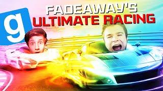 WYŚCIGI JAKICH JESZCZE NIE BYŁO! | FadeAway's Ultimate Racing [#1] Garry's Mod [#771]