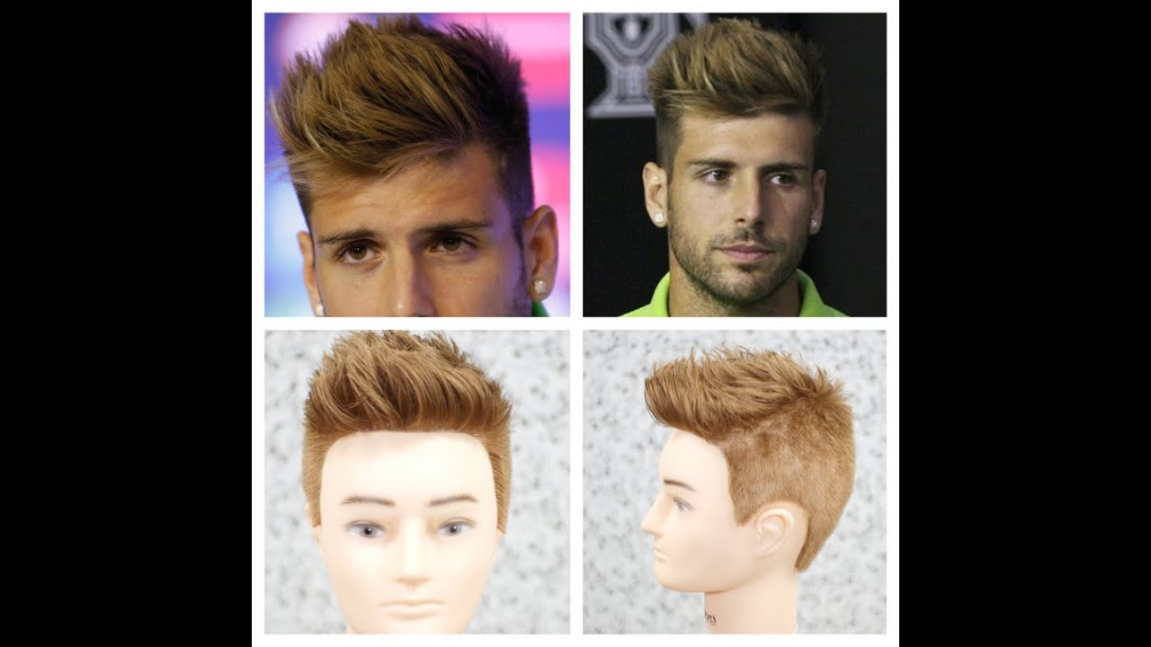 Miguel Veloso Haircut Tutorial Thesalonguy Youtube