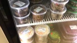 Русский продуктовый магазин в Америке. Цены на продукты в Америке.