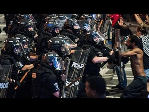 Charlotte Protests Escalate as Police Refuse to Release Video