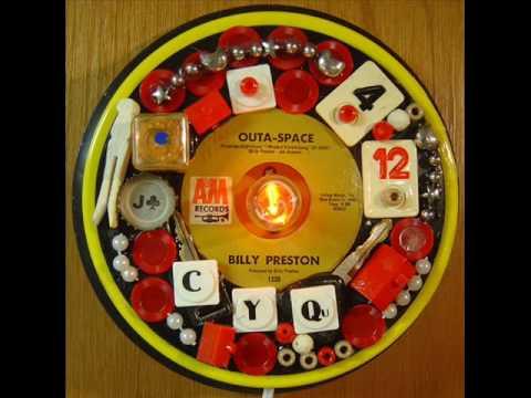 Billy Preston - Outta-Space
