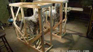 Dog Crates By Brian Mock