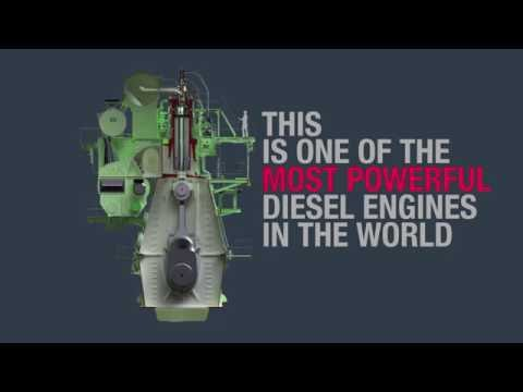 The Power of a Diesel Engine