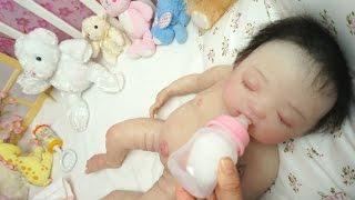 フルシリコンの赤ちゃん☆リボーンベビーちゃん☆