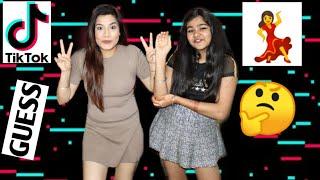 Guess Viral Tiktok Song by Dance   Viral Tiktok Dance Step Challenge  Sejal &amp Honey Games