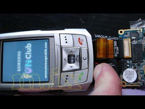 телефон Samsung sgh-e250