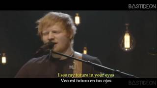Ed Sheeran Perfect Sub Español Lyrics