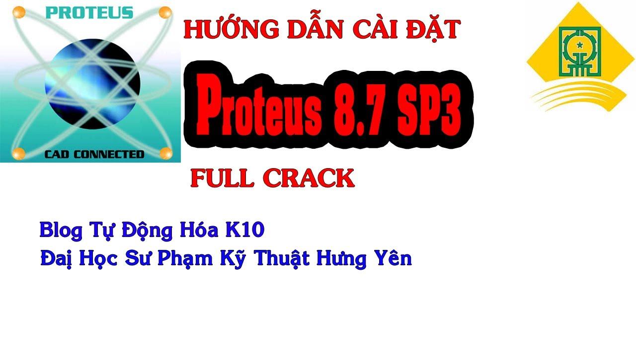 proteus 8.7 avec crack gratuit