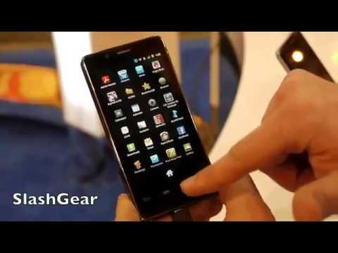 Lava XOLO Intel Smartphone hands on863