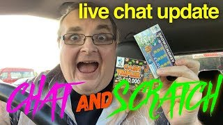 Chat & Scratch plus Live Chat Update