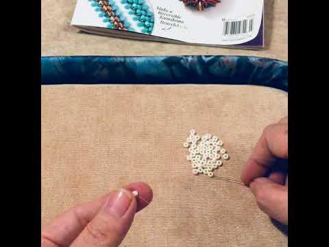Faux Bead Crochet