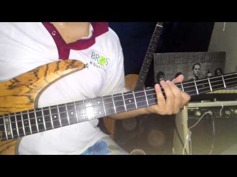 COVER-MUSIC-BASS - CINTA PEMBODOHAN BY MARJINAL