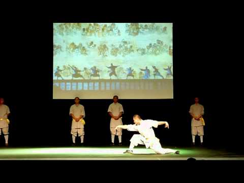 Europa Shaolin Kultur-Festival 2012 -- Berlin, Urania -- 2