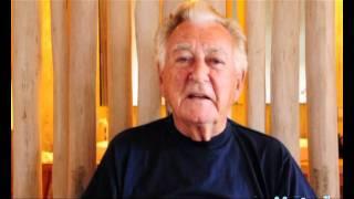 Bob Hawke at Explorer Lodge