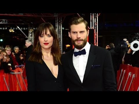 Fifty Shades of Grey - World premiere in Berlin