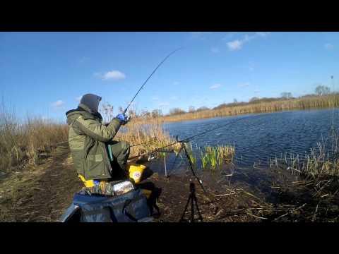 ловля рыбы в новочеркасске на теплом