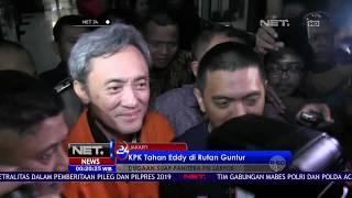 Eddy Sindoro Serahkan Diri Ke KPK   NET24