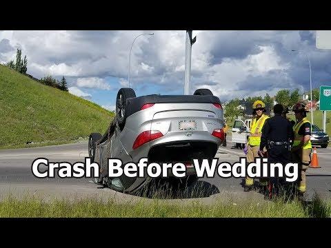 Crash Before The Wedding