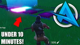 I made the Ali-A Intro using Fortnite Music Blocks in UNDER 10 MINUTES!