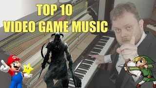 Top 10 Video Game Musical Themes