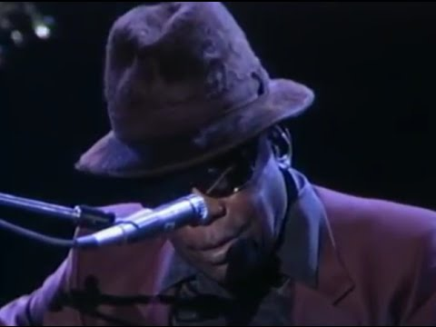 John Lee Hooker, Carlos Santana and Etta James  Blues Boogie Jam
