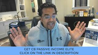 CB Passive Income Elite Review from another well known marketer