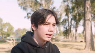 Jack McEwan-Gillespie. Gamilaraay man. NASCA Participant. NASCA NAIDOC Youth Award Winner.