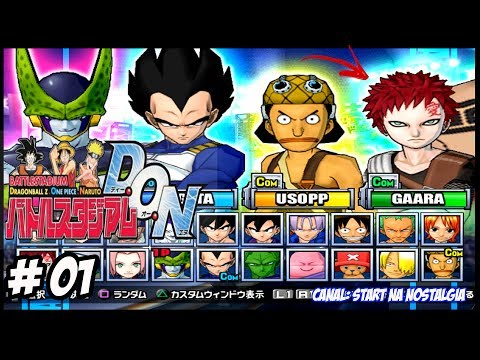Battle Stadium D.O.N GamePlay #1