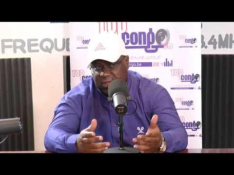 RDC/Elections 2018 - Félix TSHISEKEDI TSHILOMBO à coeur ouvert  sur Top Congo FM