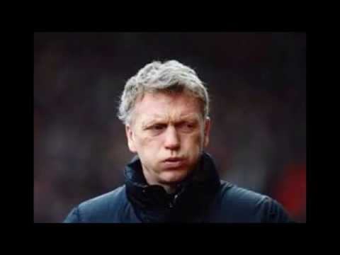 Exclusive David Moyes Rings Louis Van Gaal!!
