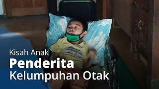 Selepas hampir 15 tahun melalui tempoh yang mencabar membesarkan anak menghidap Cerebral Palsy, Fezi.