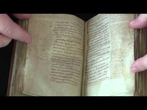 Glossed Psalter Glossed Psalter ca 1100