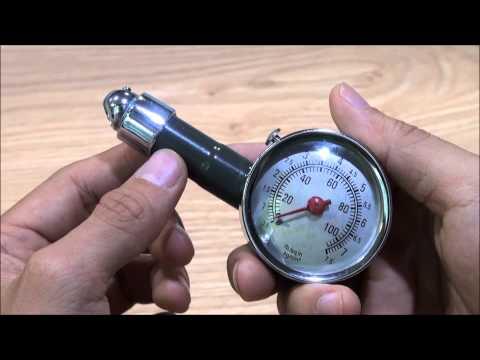 Tinhte.vn - Trên Tay đồng Hồ đo áp Suất Lốp Xe