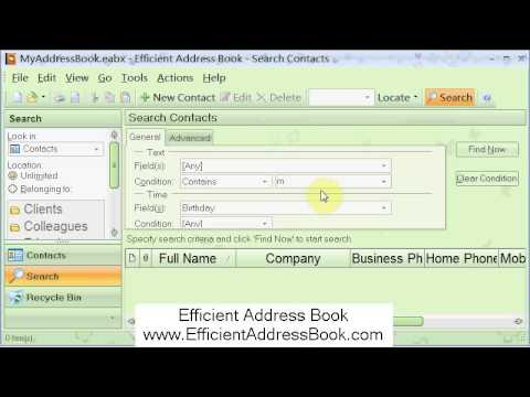 Top Efficient Address Book Pro You Need To Know - YouTube