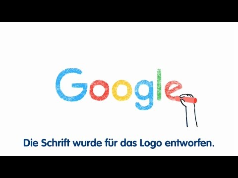 Geschichte des Google Logos 🔎 Google hat ein neues Logo 📆 01.09.2015 (Google Doodle)