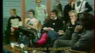 sex pistols - bill grundy tv show