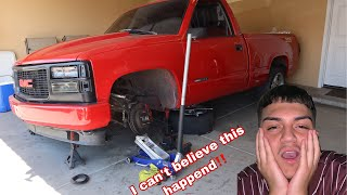 You Wont Believe What Happened To My Truck!
