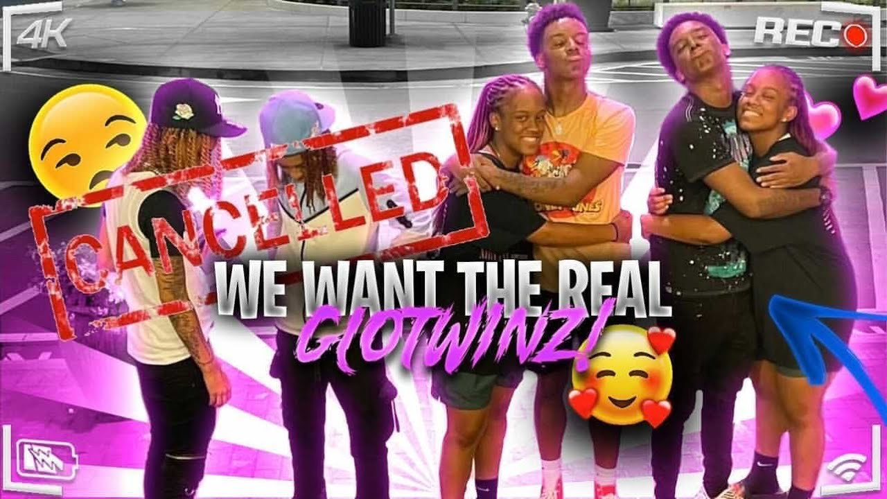 WE WANT THE REAL GLOTWINZ PRANK ON DOMO & DANNY !!