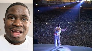 Baixar FIRST TIME WATCHING - Queen - Love of My Life (Live at Wembley -1986) REACTION