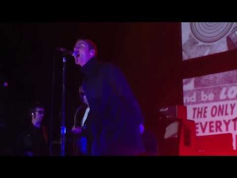 Beady Eye - The Roller [Barcelona Razzmatazz 13/2-14]
