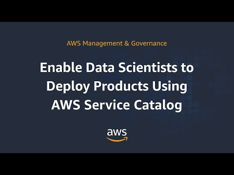 Enabling Secure and Compliant Sagemaker Notebook Deployments with AWS Service Catalog