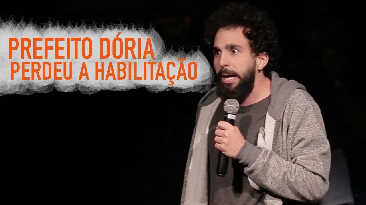 MURILO COUTO - DÓRIA PERDEU A HABILITACAO