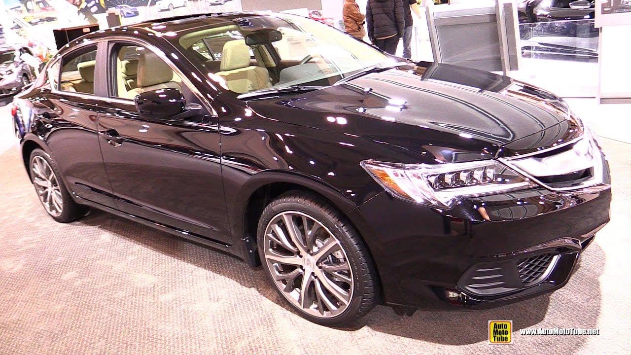 2017 Acura Ilx Premium Exterior And Interior Walkaround Toronto Auto Show
