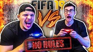FIFA 19 KEINE REGELN CHALLENGE ! *KRANK* 😡